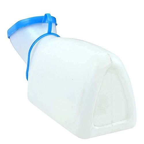 Portable urinoir Urinoir High Capacity Vrouw Urine fles met een deksel, Deodorant Leak Proof, Geschikt for Hospital Care/Home/Camping/lange afstand rijden Portable Travel lekvrije urinoir
