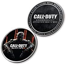 Call of Duty Black Ops III C.O.D.E Endowment Challenge Coin 2015