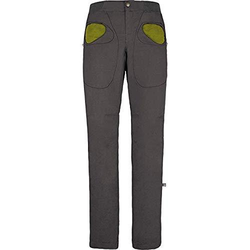 E9 - Rondo Story - Pantaloni Uomo in Cotone da Arrampicata e Tempo Libero XS