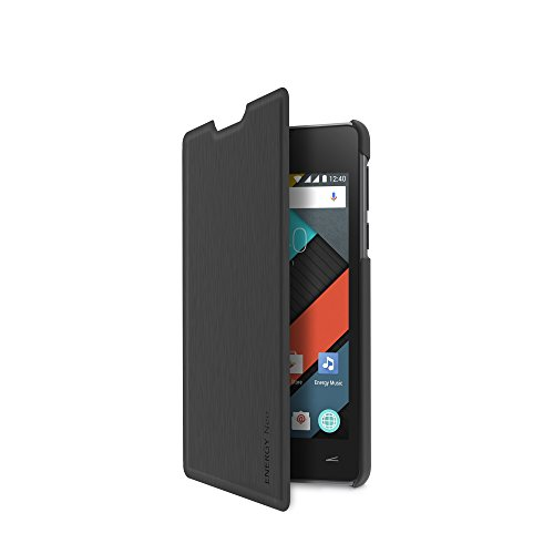 Energy Sistem 425273 - Funda exclusiva para smartphone, Energy Neo Lite, Negro