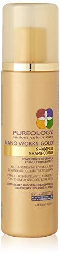 Pureology Nano Works Gold Cleansing Shampoo, 6.8 Fl Oz