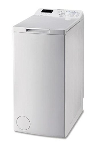 petit un compact Lave-linge TopIndesit BTWHD61253FR – Lave-linge – Autonome – Capacité: 6 kg – Vitesse…