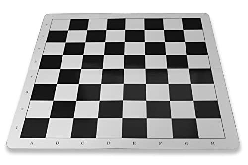 Tablero de ajedrez Tradicional Fabricado en cartón 300gr.