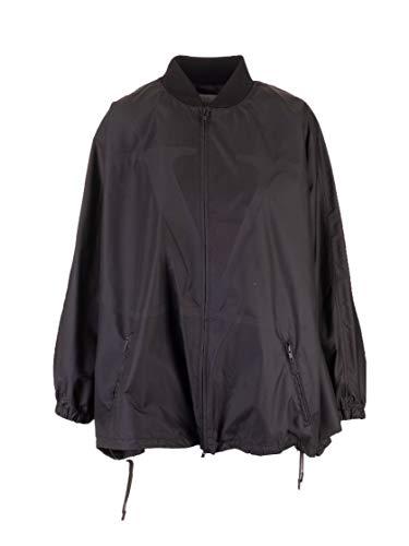 Luxury Fashion | Valentino Dames TB3CJ01L3WE0NO Zwart Polyester Outerwear Jassen | Lente-zomer 20