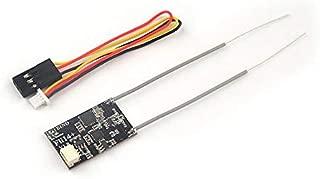 Shemiqi Fli14+ 14CH Receiver with PA OSD RSSI for Flysky FS-i4 FS-i6 FS-I6X FS-i6S Black