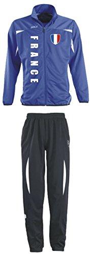 Frankrijk trainingspak - sportpak - S-XXL - voetbal fitness
