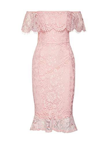 Lipsy Damen Cocktailkleid pink 40