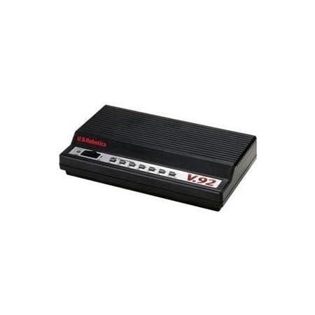 56K V.92 External Serial modem US Robotics USR015630G