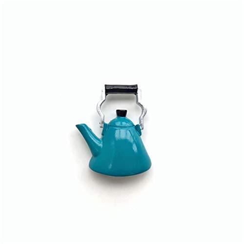HUIHU Imanes de Nevera 3D de Objeto biónico, imán magnético Decorativo nórdico para Alimentos, Regalos, Accesorios de decoración para el hogar y la Cocina