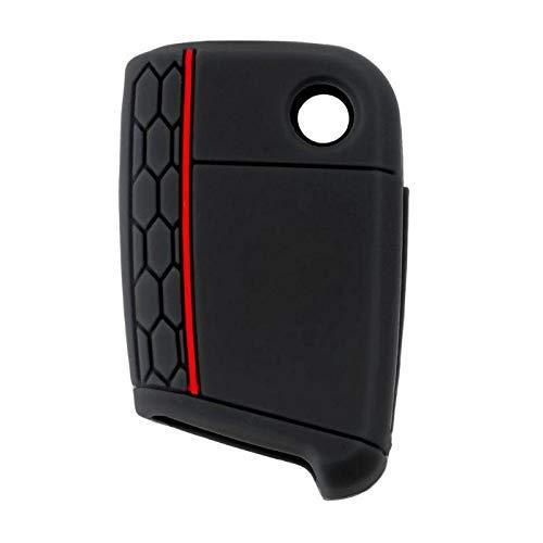 Carcasa para llave de coche Peugeot 207 307 308 407 607 807 para Citroen C2 C3 C4 C5 C6 Flip Plegable 2/3/4 Botones