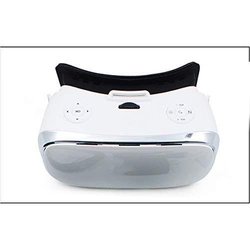 Casque de réalité virtuelle Tout-en-Un - Lunettes 3D VR pour TV, Films et Jeux vidéo - Système d'exploitation Nibiru intégré - Résine Optique Haute perméabilité (PMMA) - Écran 5