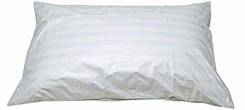 召集するサスティーン承認する枕カバー 35×50cm 防ダニ枕カバー 35×50cm 【アルファソフトストライプ】枕カバー綿100% ピロケース ブルー
