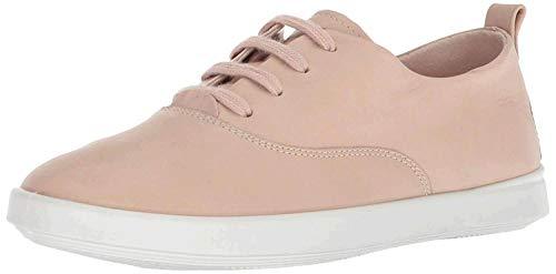 Ecco Damen LEISURE Sneaker, Pink (Rose Dust 1118), 39 EU