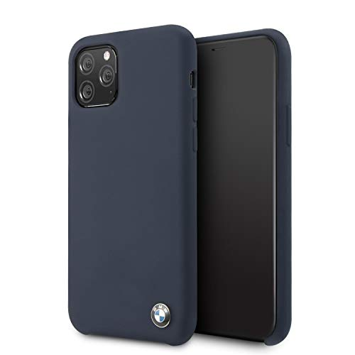 BMW Schutzhülle für Apple iPhone 11 Pro Navy/Marine Blau Hülle Case Cover...
