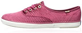 Keds Women's Champion Embossed Velvet Sneaker US