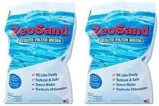 ZeoSand Sand Filter Media - 150 Pounds