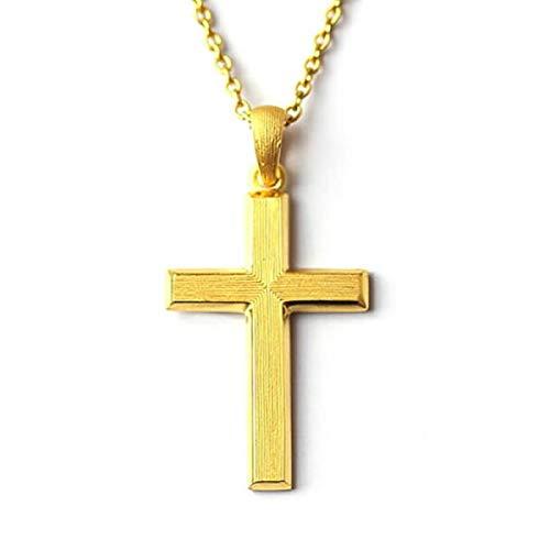 PRIMAGOLD(プリマゴールド) クロス 純金 ペンダント 24Kゴールド 女性用 ピュアゴールド ジュエリー