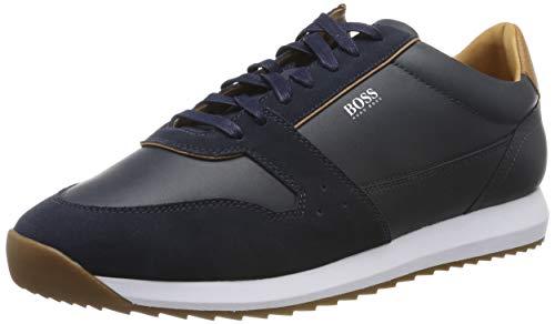 BOSS Sonic_Runn_ltsd, Herren Sneaker, Blau (Navy 401), 39 EU (5 UK)