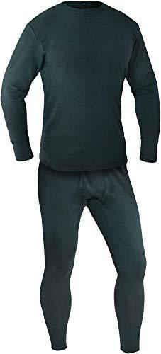 normani Bundeswehr Set (Unterhemd + Unterhose) Plüsch nach TL Farbe Schwarz Größe 8