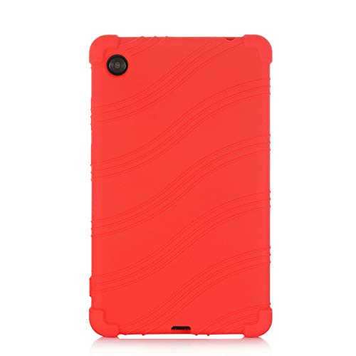 ORANXIN Funda para Lenovo Tab M7 - Suave Silicona Bolsa Ligero Caucho Protector Fundas Blandas para Lenovo Tab M7 TB-7305F/X/i 2019 7 Pulgada Tablet