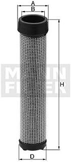 MANN CF17007/1 - Filtro de Ar do Motor - Mann Filter