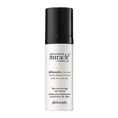 philosophy anti-wrinkle miracle worker eye cream 15ml | eye cream for dark circles by Coty
