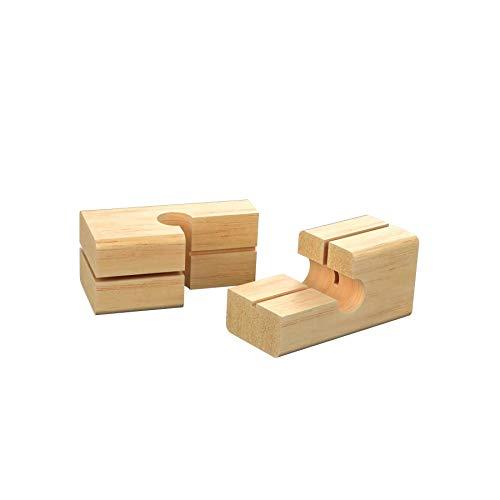 Bon Tool 11-735 Line Blocks - Wood 2 3/4