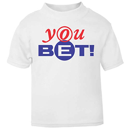 Cloud City 7 You Bet Baby and Toddler Short Sleeve T-Shirt