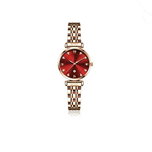 30mmWomen S relojes de lujo cristal mujeres pulsera relojes Top marca moda diamante señoras reloj de cuarzo mujer