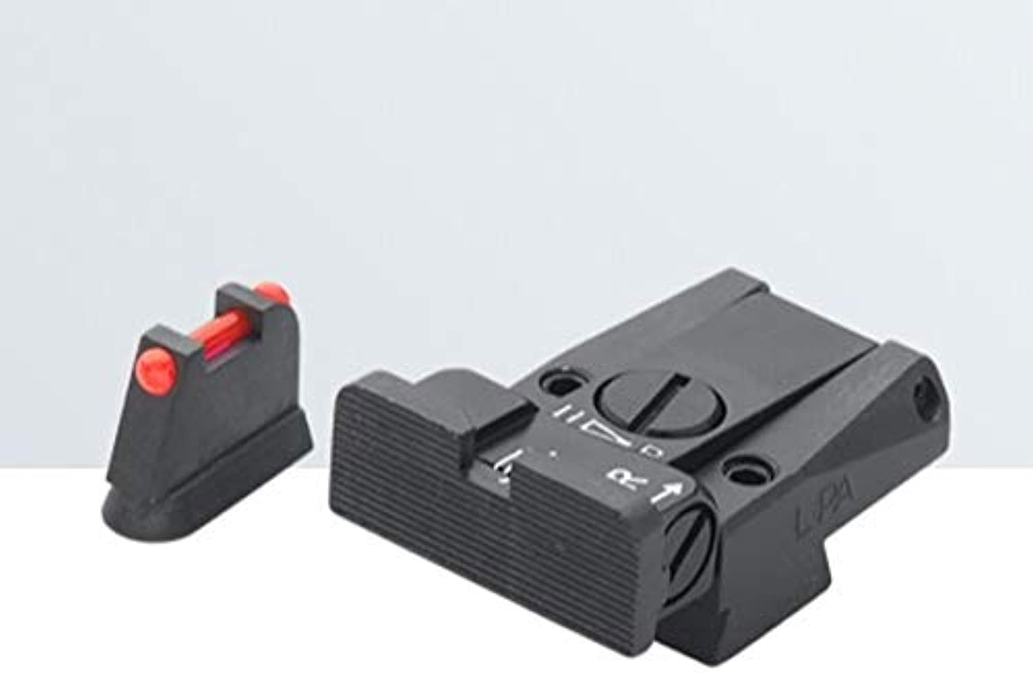 LPA SIGHTS Sight Set Set for for for CZ 75 75B 85, P07 Duty