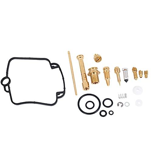 Basage Kit di Ricostruzione di Riparazione Carburatore 2 Pezzi per F650 Mikuni BST33 GS500E