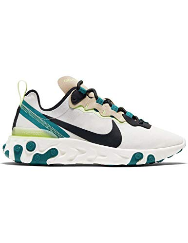 Zapatillas Nike Nike React Element 55 Fossil Stone 36,5 Blanco
