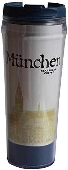 Tazza da caffè monaco starbucks city tumbler 762111770912