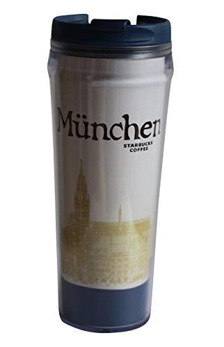Starbucks City Tumbler Kaffeebecher Becher München