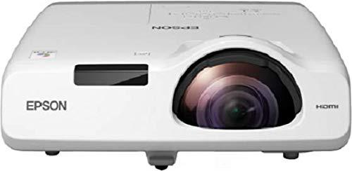 EPSON EB-530 3LCD XGA Kurzdistanzprojektor 1024x768 4:3 3200 Lumen 16000:1 Kontrast 16W Lautsprecher