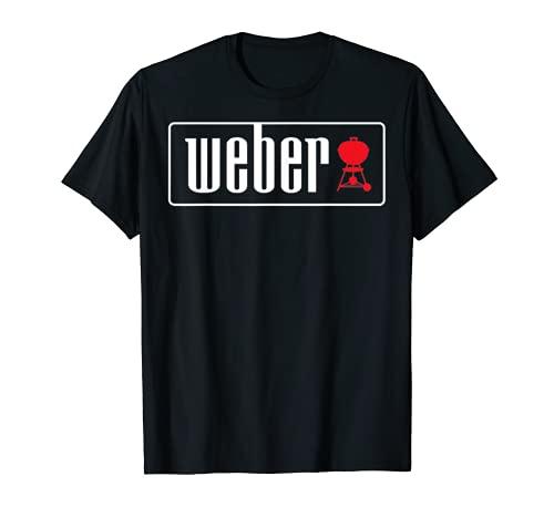 Weber Barbecue au charbon de bois d'extérieur T-Shirt