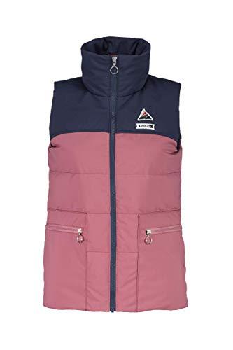 Maloja everem Multisport Jacke, Damen M rosa (Frosted Berry)