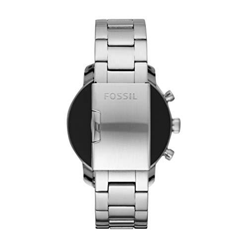 Fossil Men's Gen 4 Explorist HR Heart Rate Stainless Steel Touchscreen Smartwatch, Color: Silver (Model: FTW4011) 6