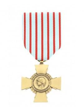 DMB PRODUCTS - 580435 - Medaille Ordonnance Croix du Combattant - DEMO00COMBTB