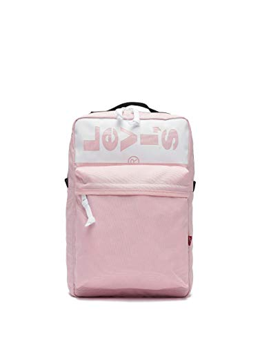 Levi's Mini L Pack Lazy Tab, Rucksack, Pink (Light Pink)