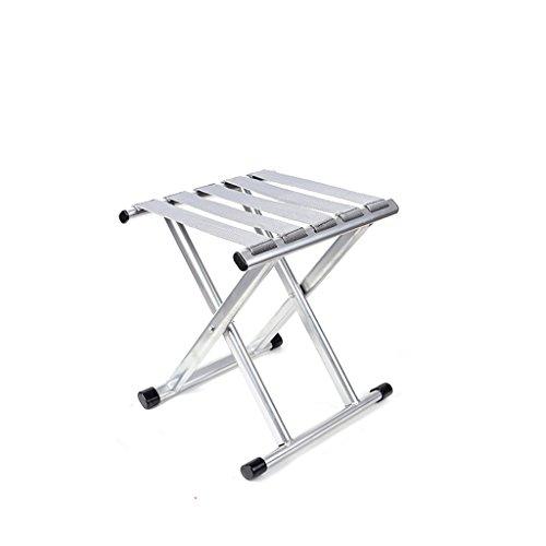 MMZ Klappstuhl Klappstuhl Mazar Fold Portable Mini Outdoor Verdicken Rückenlehne Angeln Stuhl Kleine Bank Hocker