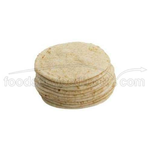 Kronos Frozen Honey Wheat Deli Style Flat Pita Bread, 6 inch -- 60 per case.