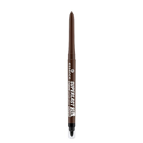 essence - Augenbrauenstift - superlast 24h eyebrow pomade pencil waterproof - dark brown