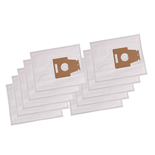 10x Staubsaugerbeutel/Saugertüte für Bosch BBZ 41 F P, 52 AF P 1, 52 AF P 2, 52 AFP, BGS 8 PR 02 Home Professional Classic, BSG 81455, 81466, 81800