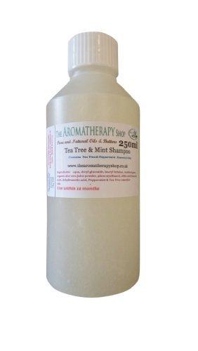 The Aromatherapy SHOP Menthe Et Arbre à thé Shampooing - 250ml