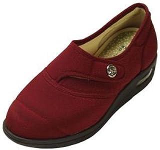 マリアンヌ製靴 彩彩~ちりめん~ W1100 婦人用 /24.5cm あずき