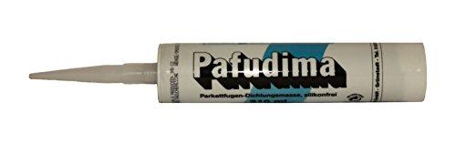 Berger-Seidle Pafudima, Parkettfugen Dichtungsmasse, Parkett Holzböden, 310 ml (Eiche hell)