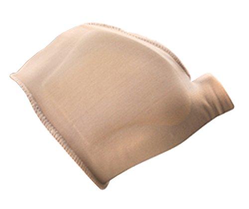 FabaCare Spreizfußbandagen elastisch mit Gel-Pelotte, Fußbandage orthopädisch, Mittelfußbandage, Bandage zur Linderung und Vorbeugung bei Spreizfuß, Senkfuß, Hallux Valgus