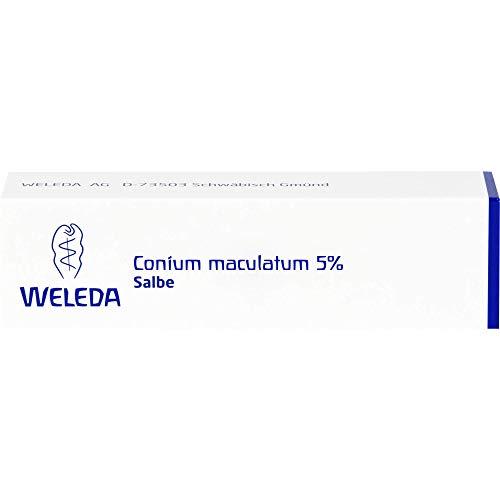 WELEDA Conium maculatum 5% Salbe, 25 g Salbe