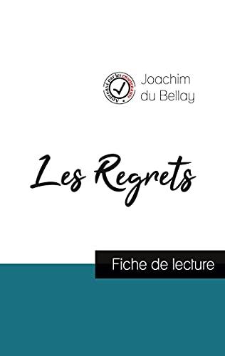 Les Regrets de Joachim du Bellay (fiche de lecture et analyse complète de l'oeuvre)